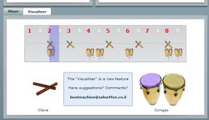visualizer-new-tab